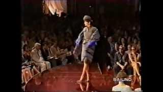Christian Dior by Ferré haute couture autumn winter 1995-1996 part.1