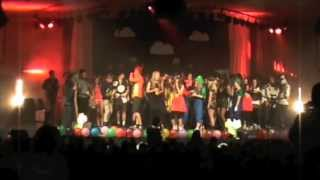 oxley christian college 2013 year 12 last day song track overlay
