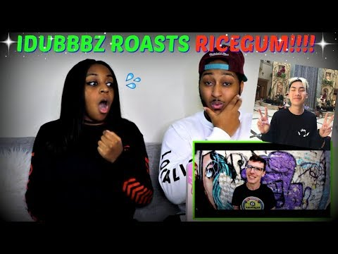 Thumbnail: IDUBBBZ DISSES RICEGUM!!!! | Asian Jake Paul (feat. Boyinaband) *DISS TRACK* REACTION!!!