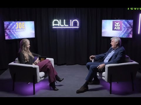 Revive Active's Managing Director, Daithi O'Connor, speaks on #AllinBusiness