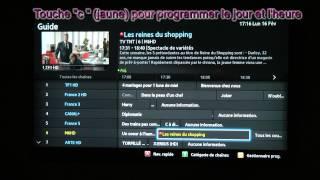 Enregistrer un programme TV hertzien sur sa télé samsung 46UE6400