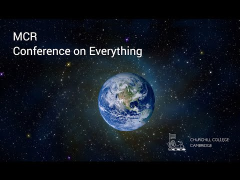 MCR Conference on Everything 2015 Keynote   Ian Stewart