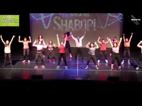 fusion hip pop Shiamak Spring Presentation London Central London Advance Shabop!