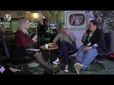 Intervju med Peder Lofnes Hauge og Guro Svenkerud Fresvik - Venstre-TV LM17