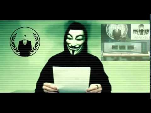 Hacker X: Message to the World 2015 Warning (Anonymous)