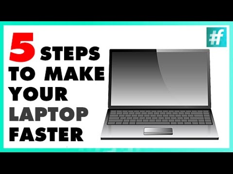 How to Make a Computer Faster: Fixing Your Slow PC