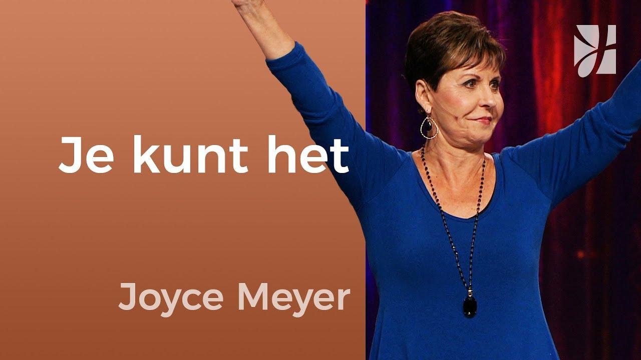 Je kunt het – Joyce Meyer – Karakter ontwikkelen