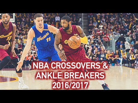 NBA Ankle Breakers & Crossovers 2016/2017 ᴴᴰ