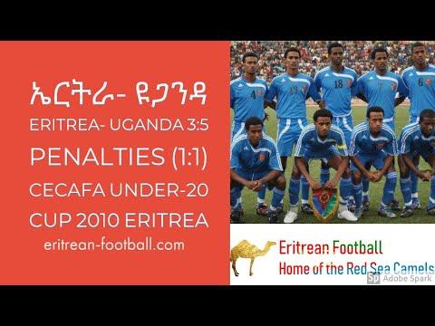 Eritrea-Uganda U-20 CECAFA CUP FINAL 2010 1:1 a.e.t. (0:0 ; 0:0) Penalties: 3-5