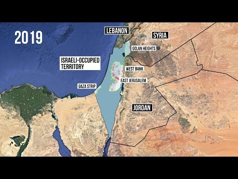 Israel's Shifting Borders | Perspective With Alison Smith