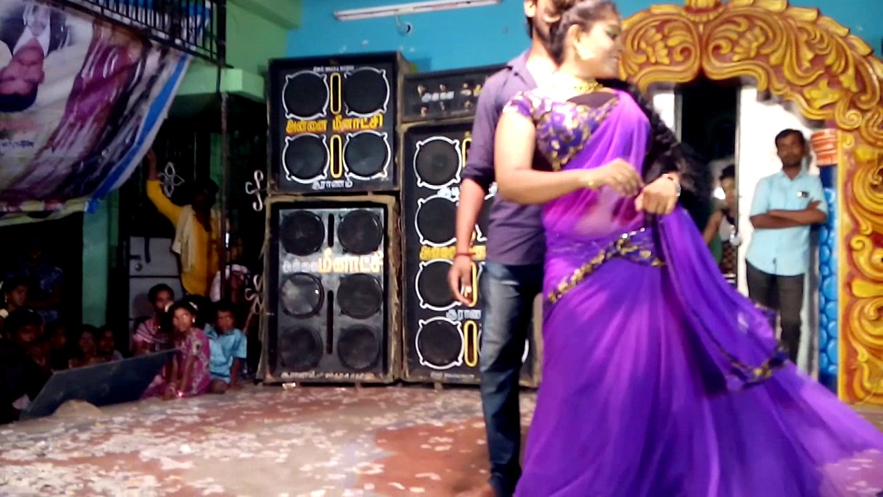 Latest Tamil Nadu Adal Padal Record Dance Hd-13 - Youtube-3680