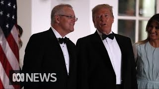 Trump is offering the PM the red carpet treatment - but there's always strings attached | ABC News
