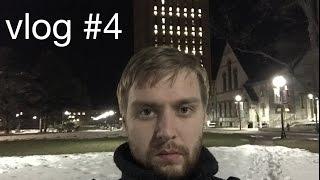 UMass Vlog #4 БИБЛИОТЕКА В МОЕМ УНИВЕРСИТЕ. ПОЧЕМУ Я ТАМ ДО НОЧИ?