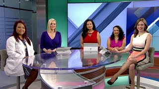 Florida Hospital oncologist and Orlando Sentinel event coordinator talk about Pink Off Park