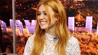 Katherine McNamara Plays TRUTH or SING Game!