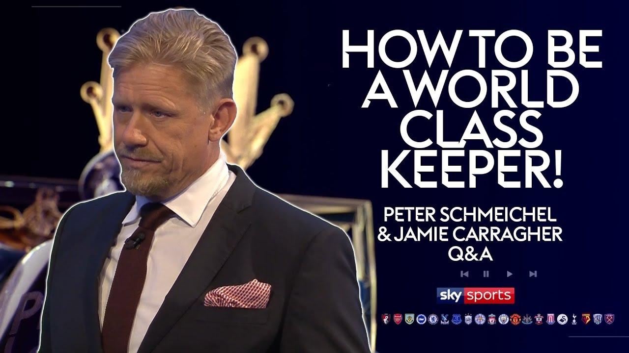 Manchester United legend Peter Schmeichel discusses 'important ...