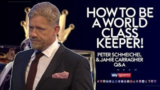 SUBSCRIBE ▻ http://bit.ly/SSFootballSub Goalkeeping legend Peter Sc...
