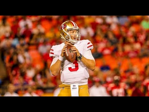 CJ Beathard vs Chiefs (Preseason Week 1) - 101 Yards + 2 TDs! | 2017-18 NFL Highlights HD