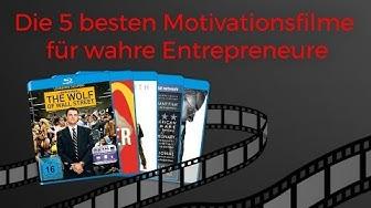 Die 5 besten Motivationsfilme für wahre Entrepreneure | Die Erfolgsbibliothek