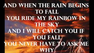 When the rain begins to fall - jermaine jackson and pia-zadora (Letra)