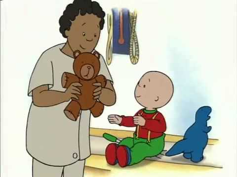 Caillou chez le medecin Travel Video