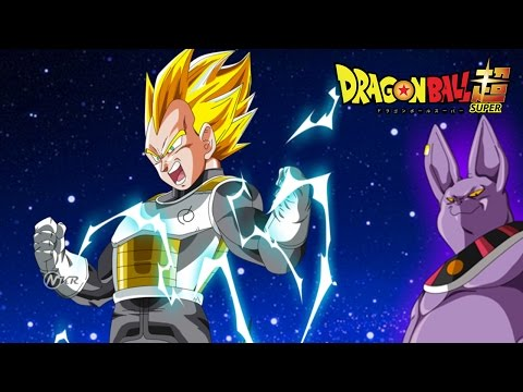 Dragon Ball Super: Super Super Saiyan Vegeta