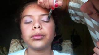 Pink & Purple Eye Shadow Tutorial Thumbnail