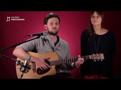 Gitarre lernen - 16/21 Gotye: Somebody that I used to know Tutorial mp3
