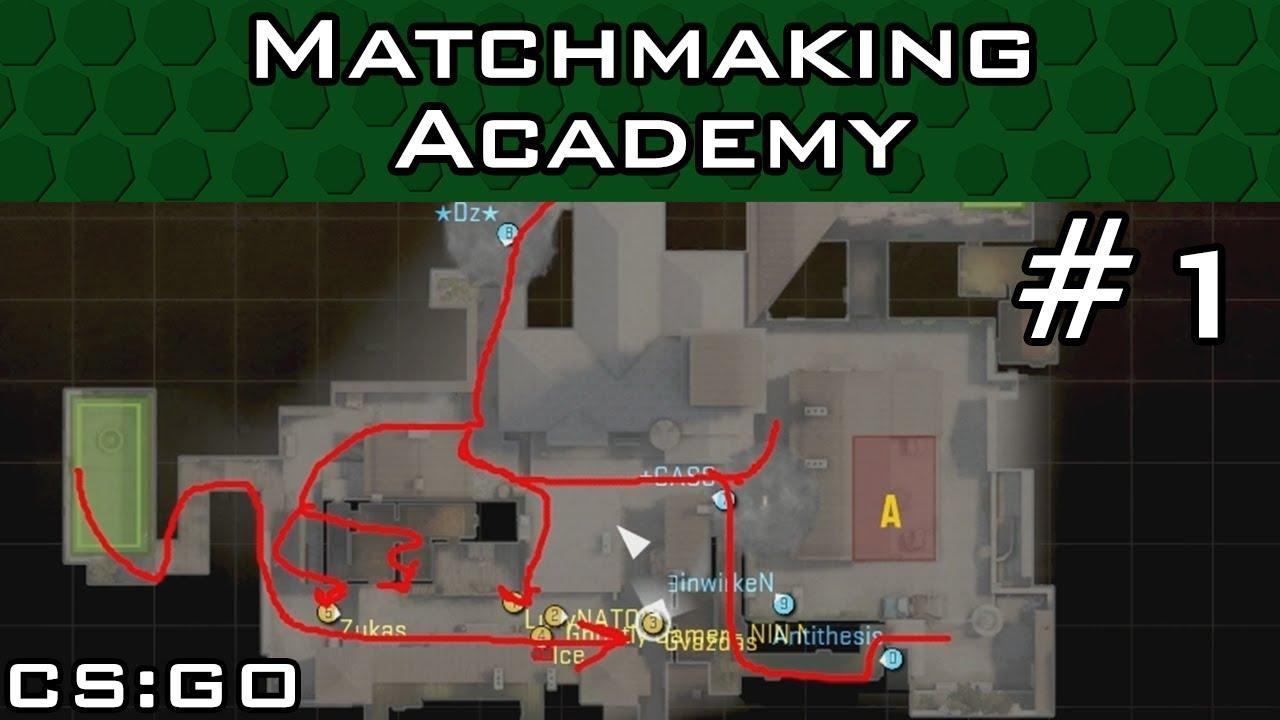 CS go matchmaking Academie