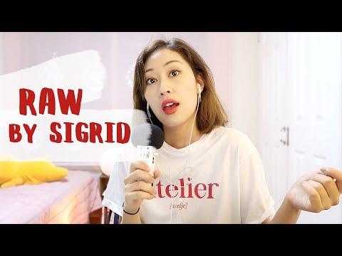 [가사;를 읽다] 내 자신이 되는 것에 대해서 사과하진 않을래  Sigrid-Raw
