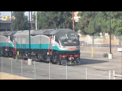 8/27/17 Riding the Metrolink OC Line feat. F125s and SC44s Pt. 1