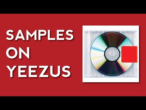 Sample Breakdown: Kanye West's 'Yeezus'