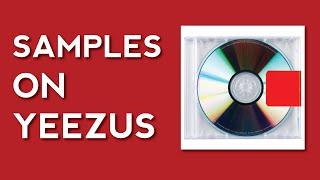 Repeat youtube video Sample Breakdown: Kanye West's 'Yeezus'