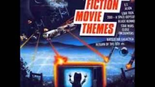 Science Fiction Movie Themes Raumpatrouille Orion