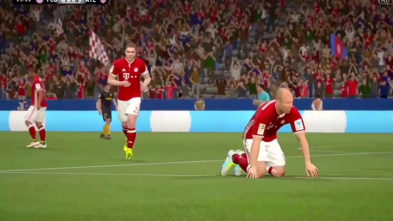 Fc Bayern Atletico