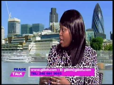 Praise Talk Show - Giileh Scholz - One of Sierra Leone's finest...