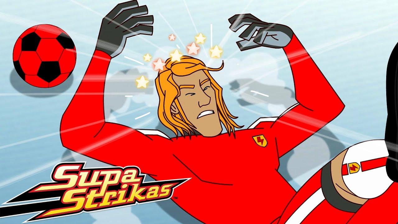 Download S6 E8 - On Klaus Inspection | SupaStrikas Soccer kids cartoon| Super Cool Football Animation | Anime