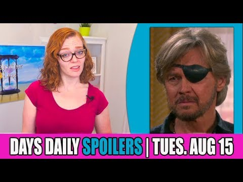 Days of Our Lives (DOOL) Daily Spoilers Update for Tuesday ...