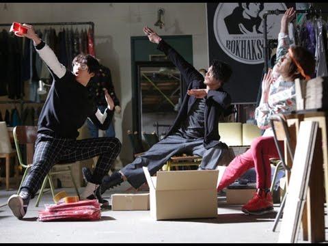 パッとしない高校生がファンションに目覚めたら……!映画『ファッションキング』予告編