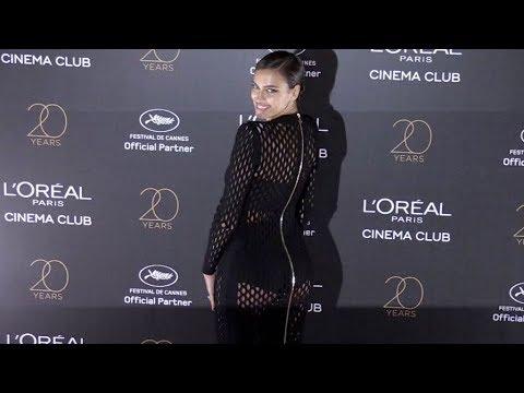 Irina Shayk and L Oreal Paris Celebrates 20 Years of Cinema & Beauty in Cannes thumbnail