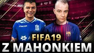 FIFA Z MAHONKIEM #PTYS #MAHONEK #NAZYWO #FIFA19 - Na żywo