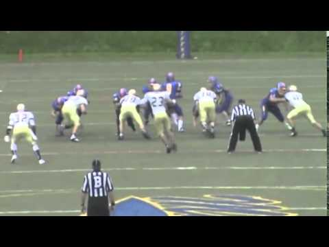 Maine Maritime Academy Football Recuiting HL 2014