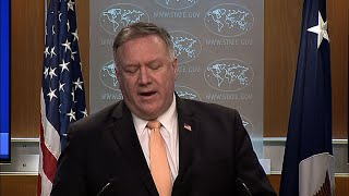 Pompeo: State Dept. official has died from virus