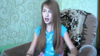 Клип 2012)Лежанкина Наташа поёт песню -Лягушка)))