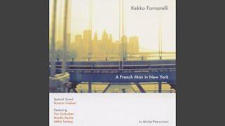 A French Man In New YorkManhattan