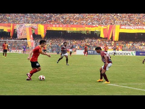 East Bengal vs Mohun Bagan Derby Long live Kolkata