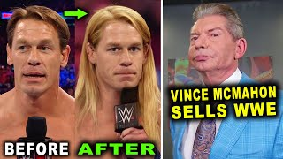John Cena New Look Revealed & Vince McMahon Sells WWE - 5 Big WWE 2021 Rumors
