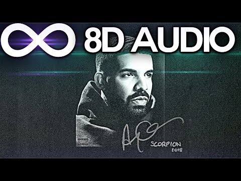 Drake - Nonstop 🔊8D AUDIO🔊 ▶ Speed 1.5