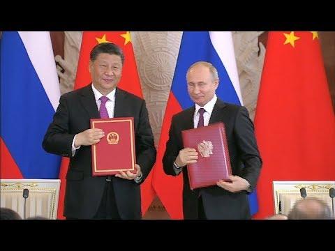Rusia y China reiteraron su rechazo a una intervención militar en Venezuela