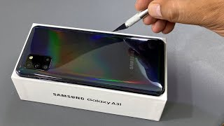 Samsung Galaxy A31 Unboxing & Camera Test | Retail Unit